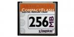 Карта памяти Kingston Compact CF/256