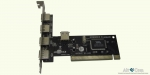 PCI USB контроллер 4+1 port VIA VT6212L