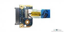 Плата разъема привода DVD SATA для ноутбука Samsung NP355V QCLA4 LS-8862P