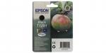 Оригинальный картридж Epson T1291 (с черными пигментными чернилами, экономичный)