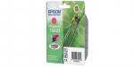 Оригинальный картридж Epson T0823 (пурпурный)