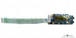 Плата аудио разъёмов для ноутбука Samsung NP355V4C, NP355V5C, NP350V5C (QCLA4 LS-8864P)