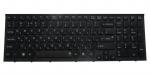Клавиатура с рамкой для ноутбука Sony Vaio PCG-71211V MP-09L23SU-886
