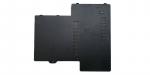 Крышка отсека HDD ОЗУ ноутбука Samsung R420
